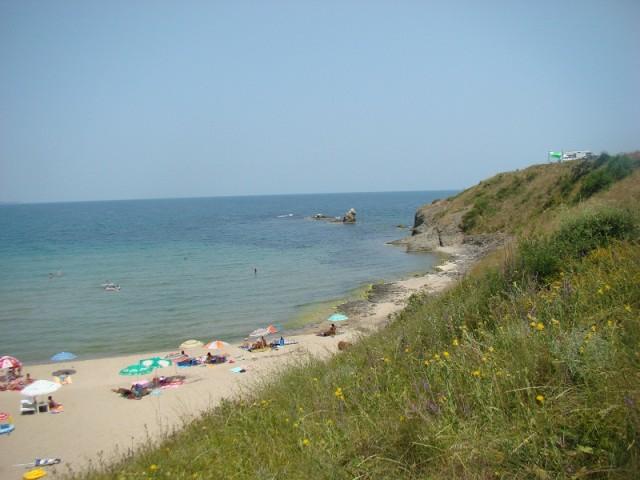 Плажна ивица, Лозенец