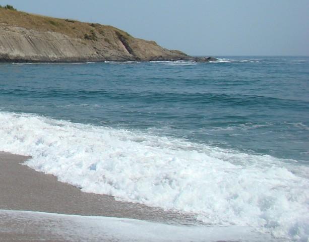Плажна ивица, Синеморец
