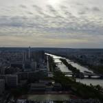 Париж - Изглед от Айфеловата Кула