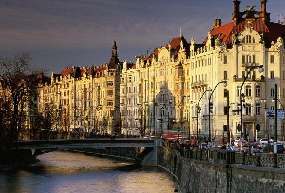 Приказни градове - Прага