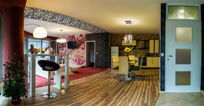 Ваканционен луксозен апартамент в Бургас
